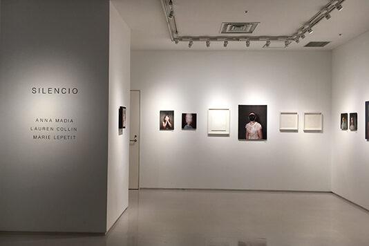 Exhibition Silencio
