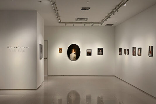 Exhibition Melancholia Anna Madia